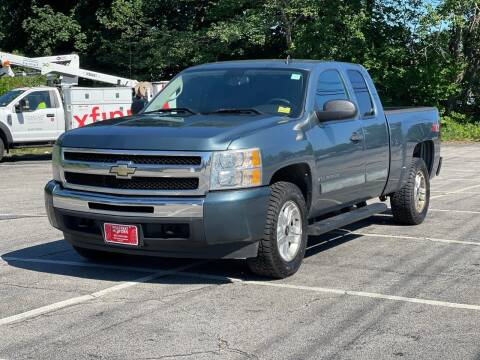 2009 Chevrolet Silverado 1500 for sale at Hillcrest Motors in Derry NH