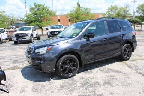 2018 Subaru Forester for sale at BROADWAY FORD TRUCK SALES in Saint Louis MO