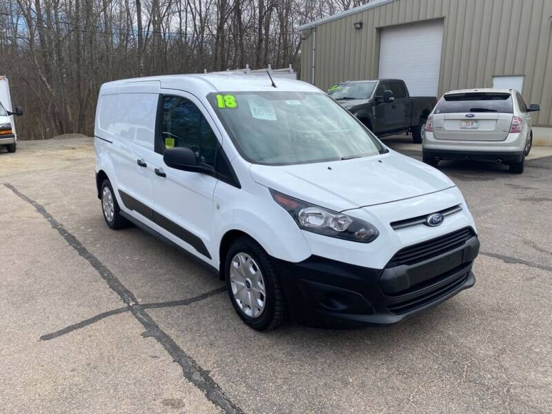 2018 Ford Transit Connect Cargo for sale in Abington, MA