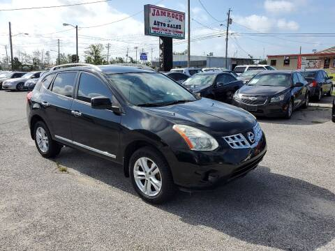 2012 Nissan Rogue for sale at Jamrock Auto Sales of Panama City in Panama City FL