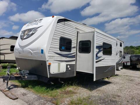 2014 Forest River Puma 32TFB  for sale at Ultimate RV in White Settlement TX