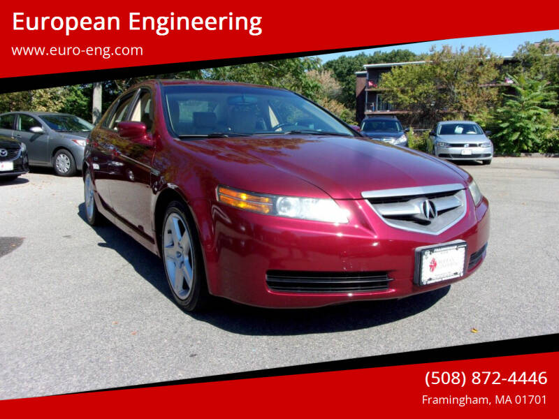 2005 Acura TL for sale in Framingham, MA