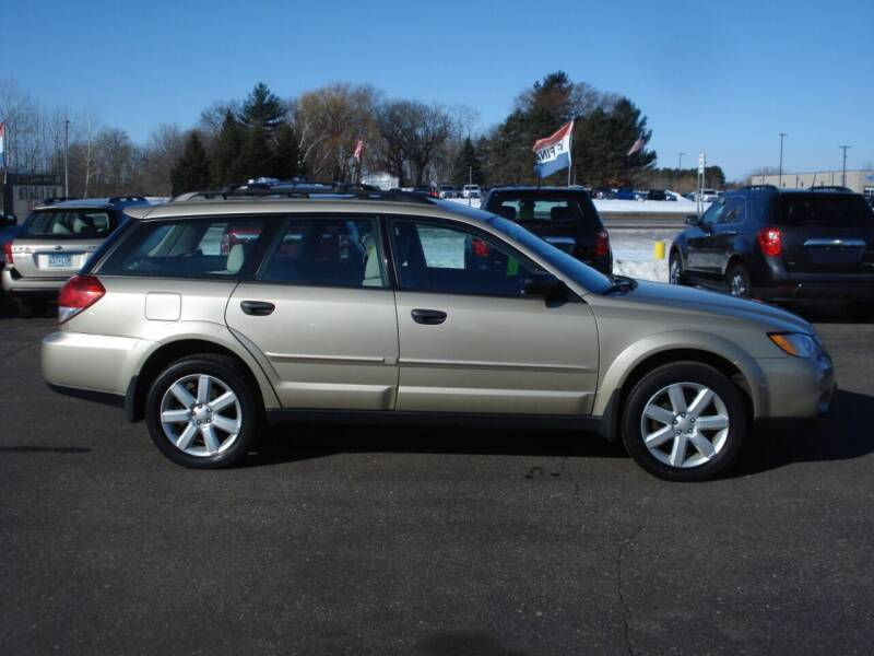 2009 Subaru Outback for sale at North Star Auto Mall in Isanti MN