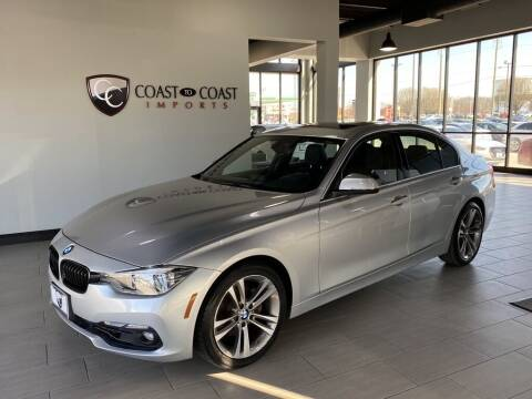 2018 BMW 3 Series for sale at Coast to Coast Imports in Fishers IN