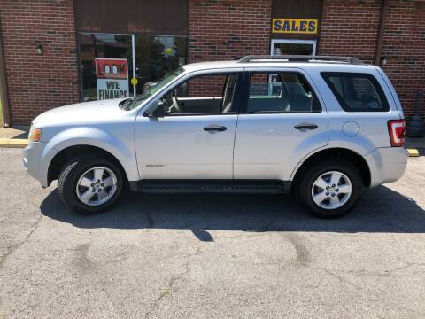 2008 Ford Escape for sale at Atlas Cars Inc. in Radcliff KY