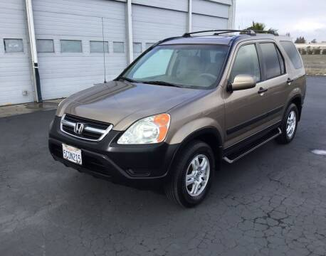 2003 Honda CR-V for sale at My Three Sons Auto Sales in Sacramento CA