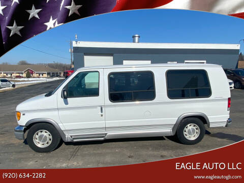 1999 Ford E-Series Cargo for sale at Eagle Auto LLC in Green Bay WI