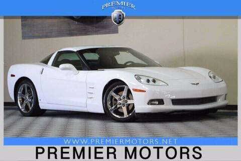 2007 Chevrolet Corvette for sale at Premier Motors in Hayward CA