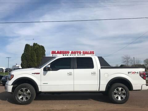 2011 Ford F-150 for sale at BLAESER AUTO LLC in Chippewa Falls WI