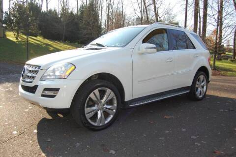 2011 Mercedes-Benz M-Class for sale at New Hope Auto Sales in New Hope PA