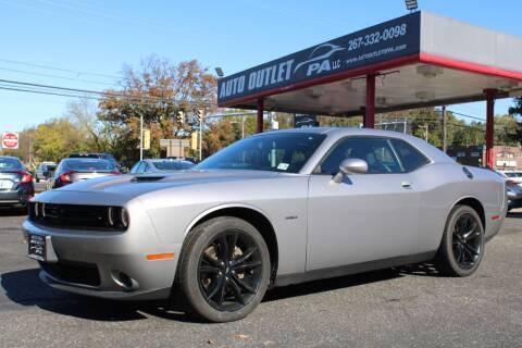 2018 Dodge Challenger for sale at Deals N Wheels 306 in Burlington NJ