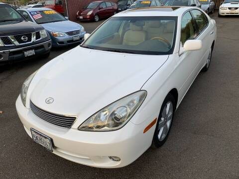 2005 Lexus ES 330 for sale at C. H. Auto Sales in Citrus Heights CA