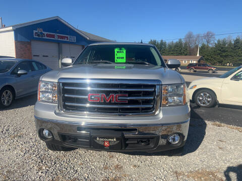 2012 GMC Sierra 1500 for sale at GENE AND TONYS DEMOTTE AUTO SALES in Demotte IN