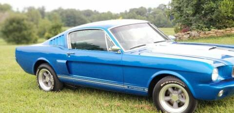 1966 Ford Mustang for sale at NJ Enterprises in Indianapolis IN