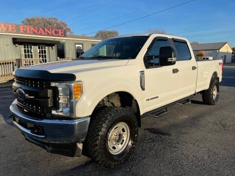 2017 Ford F-250 Super Duty for sale at Modern Automotive in Boiling Springs SC
