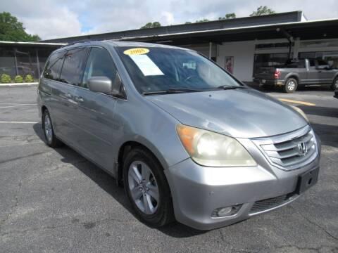 2008 Honda Odyssey for sale at Maluda Auto Sales in Valdosta GA