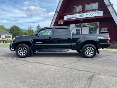 2014 Toyota Tacoma for sale at Pop's Automotive in Homer NY