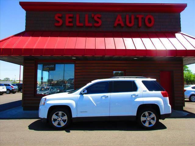 2014 GMC Terrain for sale at Sells Auto INC in Saint Cloud MN