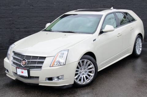 2010 Cadillac CTS for sale at Kings Point Auto in Great Neck NY