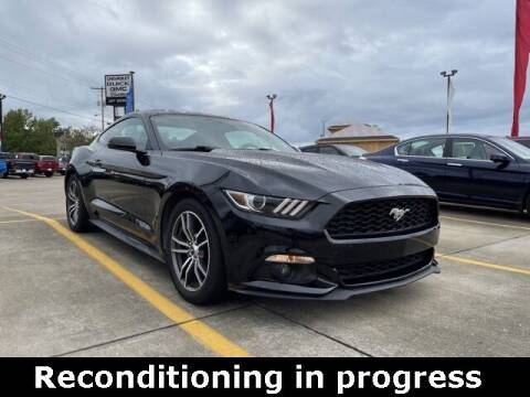 2017 Ford Mustang for sale at Jeff Drennen GM Superstore in Zanesville OH