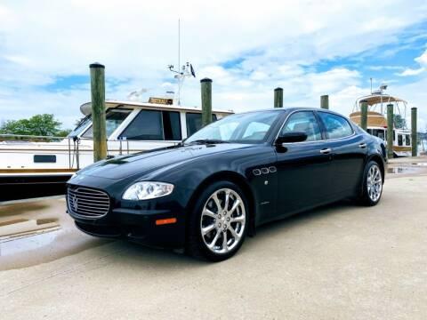 2007 Maserati Quattroporte for sale at Houston Motorz in Nunica MI