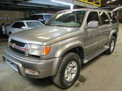 2002 Toyota 4Runner for sale at Classic Car Deals in Cadillac MI
