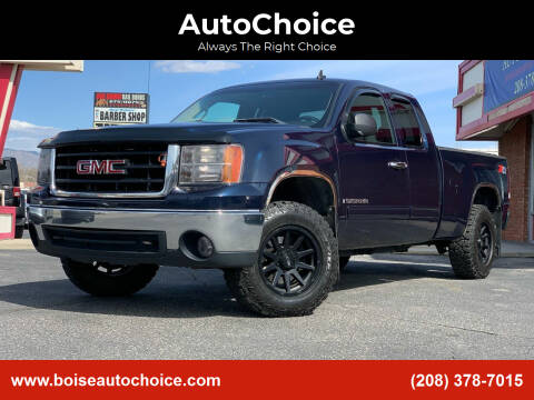 2008 GMC Sierra 1500 for sale at AutoChoice in Boise ID