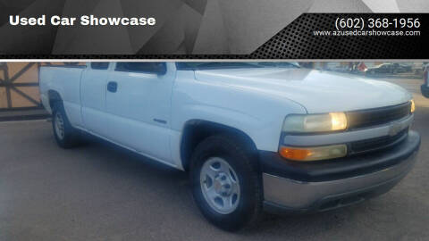 2001 Chevrolet Silverado 1500 for sale at Used Car Showcase in Phoenix AZ