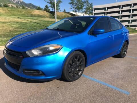 2015 Dodge Dart for sale at DRIVE N BUY AUTO SALES in Ogden UT