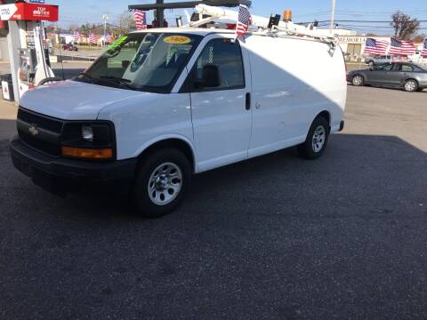 2009 Chevrolet Express Cargo for sale at 1020 Route 109 Auto Sales in Lindenhurst NY