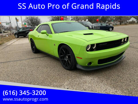 2015 Dodge Challenger for sale at SS Auto Pro of Grand Rapids in Kentwood MI