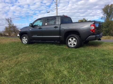 2020 Toyota Tundra for sale at Route 102 Auto Sales  and Service in Lee MA
