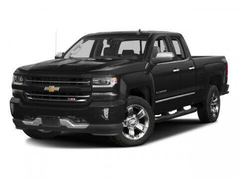 2016 Chevrolet Silverado 1500 for sale at Griffin Buick GMC in Monroe NC