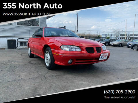 1997 Pontiac Grand Am for sale at 355 North Auto in Lombard IL