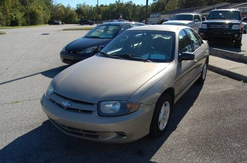 2005 Chevrolet Cavalier for sale at Modern Motors - Thomasville INC in Thomasville NC