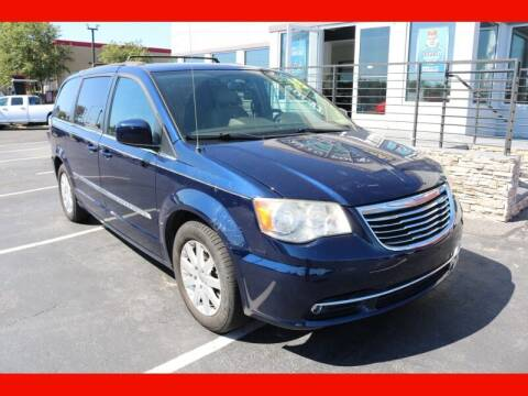 2013 Chrysler Town and Country for sale at AUTO POINT USED CARS in Rosedale MD
