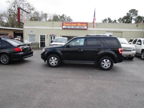 2012 Ford Escape for sale at DERIK HARE in Milton FL