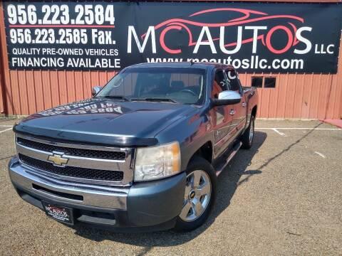 2010 Chevrolet Silverado 1500 for sale at MC Autos LLC in Pharr TX