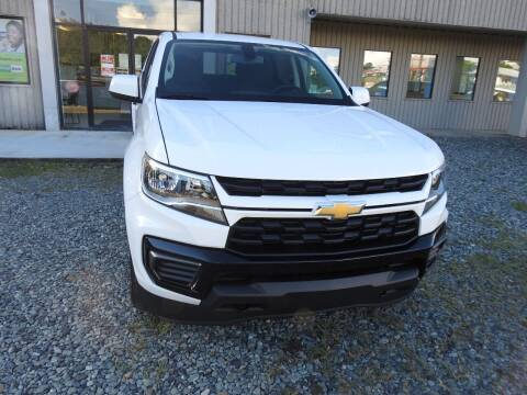 2021 Chevrolet Colorado for sale at Caribbean Auto Mart in St Thomas VI