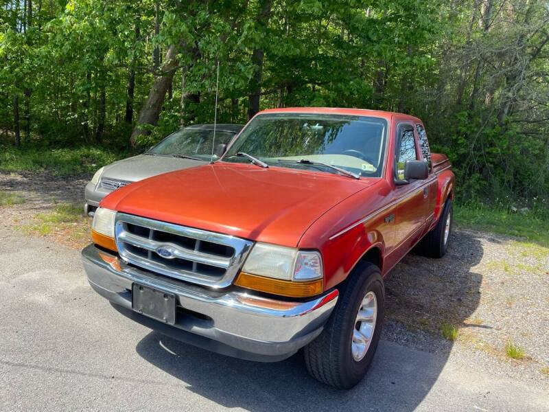 1999 Ford Ranger for sale at East Coast Auto Brokers in Chesapeake VA