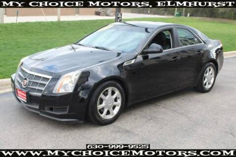 2008 Cadillac CTS for sale at My Choice Motors Elmhurst in Elmhurst IL