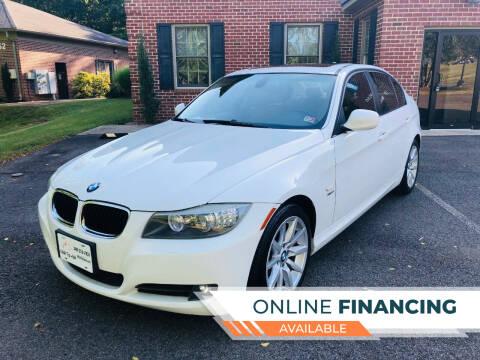 2009 BMW 3 Series for sale at White Top Auto in Warrenton VA
