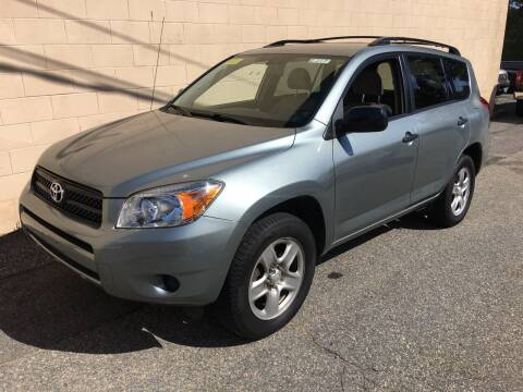 2008 Toyota RAV4 for sale at Bill's Auto Sales in Peabody MA
