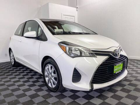 2016 Toyota Yaris for sale at Sunset Auto Wholesale in Tacoma WA