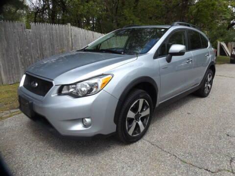 2014 Subaru XV Crosstrek for sale at Wayland Automotive in Wayland MA