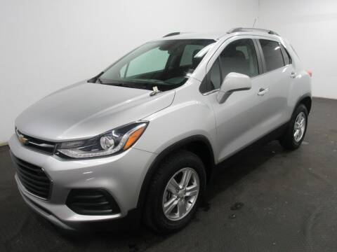 2018 Chevrolet Trax for sale at Automotive Connection in Fairfield OH