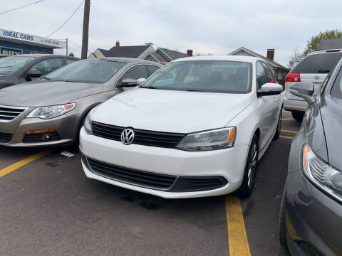 2014 Volkswagen Jetta for sale at Ideal Cars in Hamilton OH