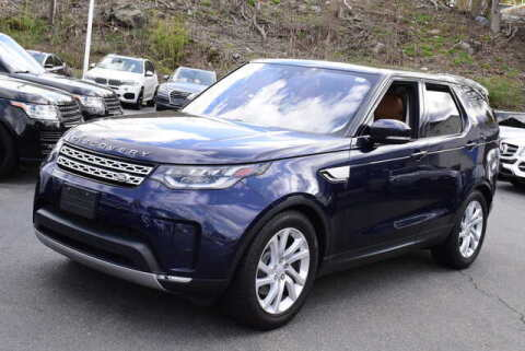 2017 Land Rover Discovery for sale at Automall Collection in Peabody MA