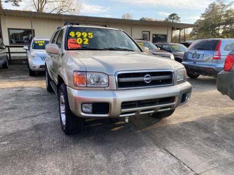 2002 Nissan Pathfinder for sale at Port City Auto Sales in Baton Rouge LA