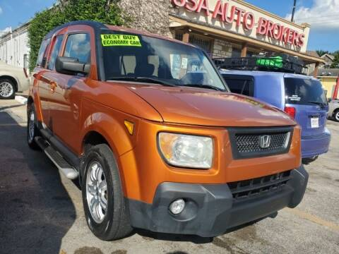 2006 Honda Element for sale at USA Auto Brokers in Houston TX